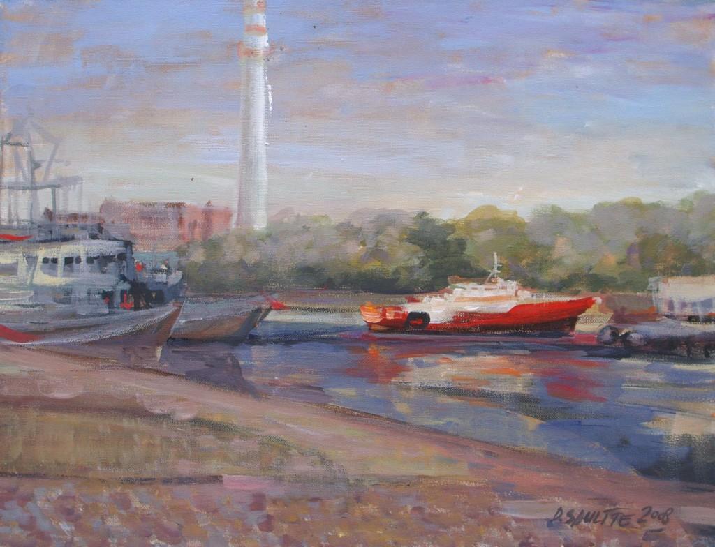 Port of Liepaja