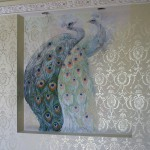 Wall and ceiling paintings