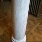 Ģipša kolonnu krāsojums