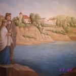 Sienas gleznojums