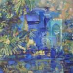 Garden of Majorell. Maroc. 2009