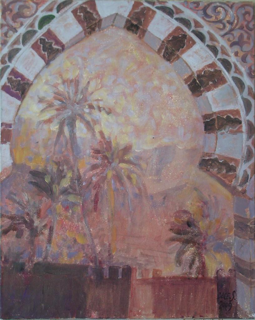 Muhammad`s garden. Maroc. 2009