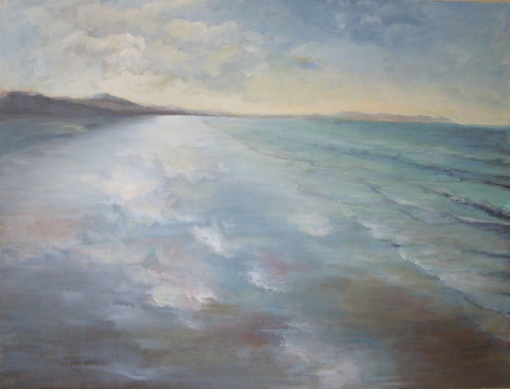 Ocean of clouds.Enniscrone. 2011