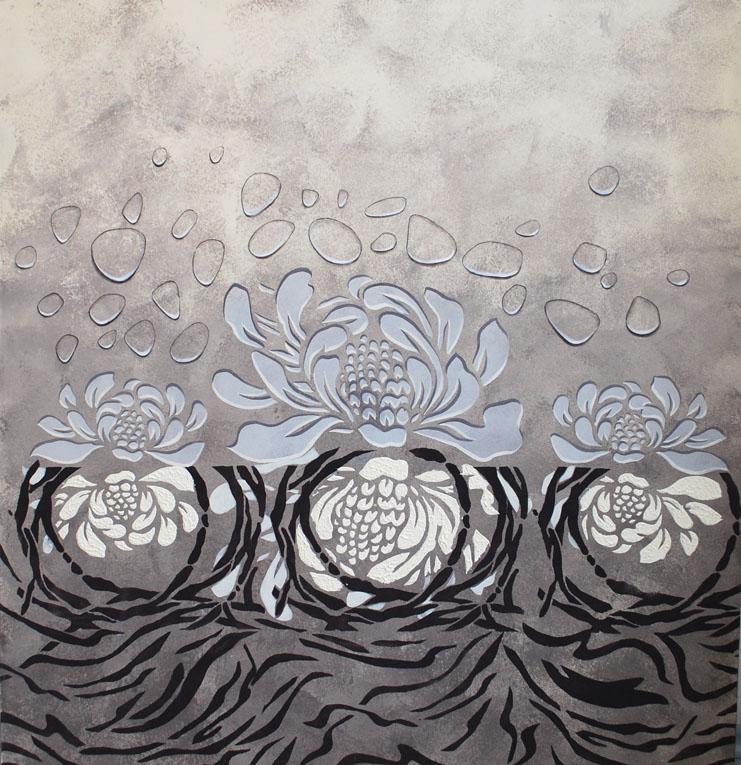Meditation of dew. 2012.