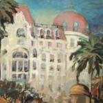Hotel Negresco, Nica